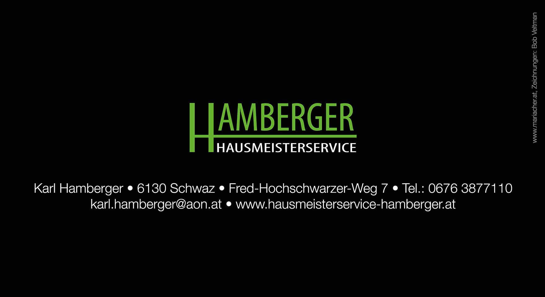 Kontakt Hamberger Hausmeisterservice Schwaz
